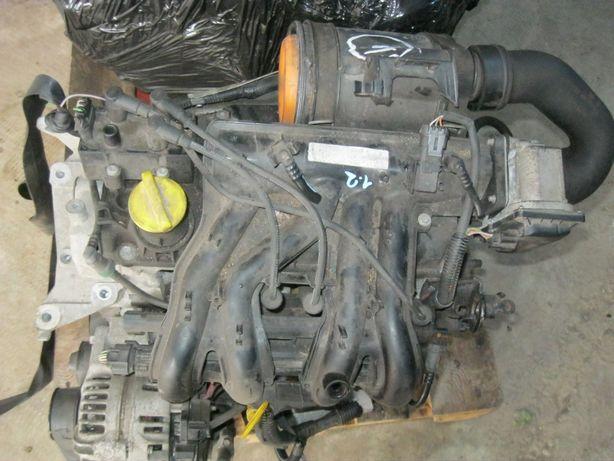 Motor COMPLET 1,2i*D7F A 800 TWINGO2Euro4*43Kw/58Cp1149cm8V ImpoFranta