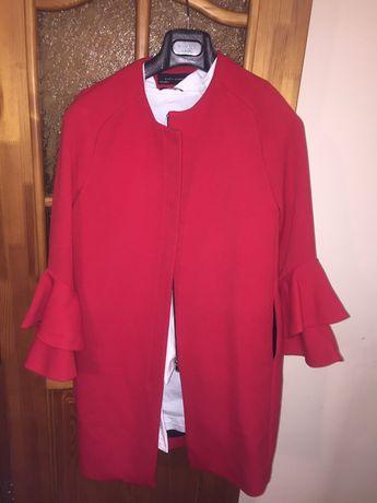 Легкое пальто-пиджак на выход ZARA