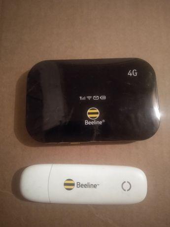 Beeline 4G / 3G модемы