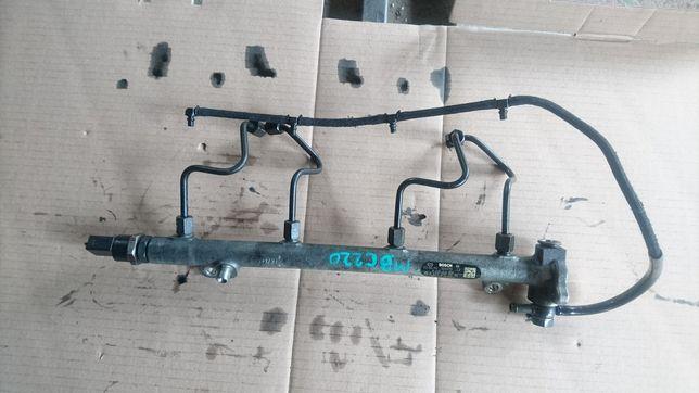Rampă injectoare motorina Mercedes C class W203 C220 C200 2.2 cdi