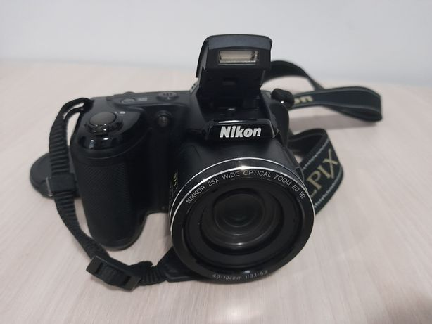 Aparat foto nikon 810