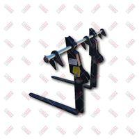 Furci buldoexcavator JCB 3CX/4CX furci paletizate bara-45mm STOC