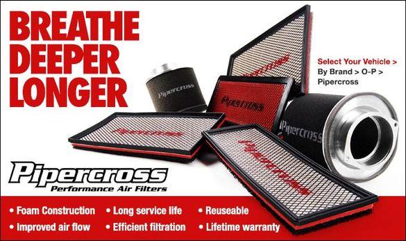 Спортни филтри на K&N, PIPERCROSS най-добри цени!