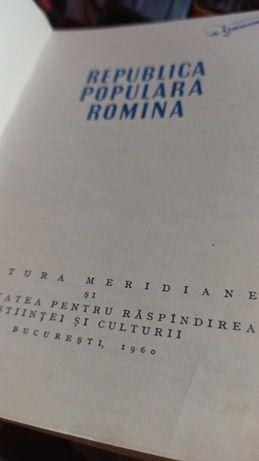 Carte Republica Populara Romina