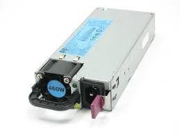 Серверный Блок Питания HP 460w для HP DL Gen 6/7/8 ГАРАНТИЯ