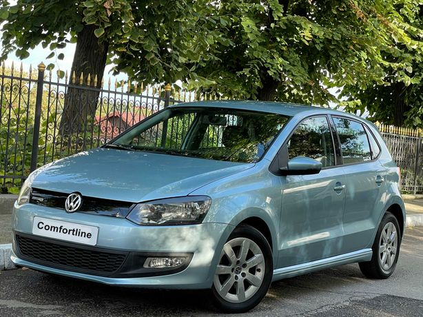 VW Polo 2011 Blue Motion Diesel Pacific Edition Golf