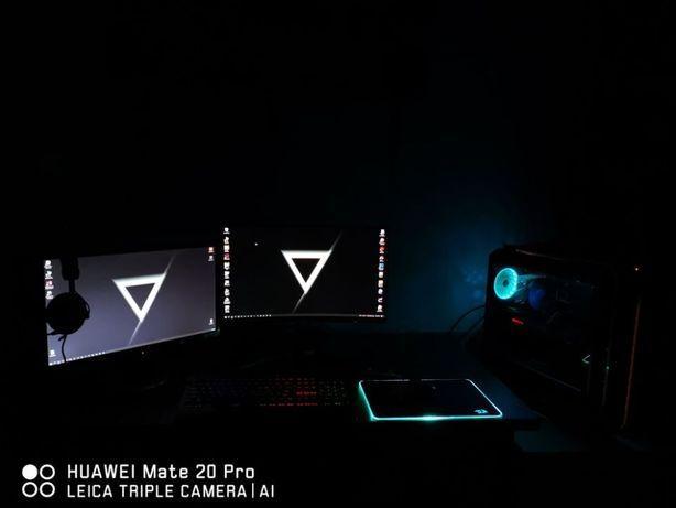 • Pc Gaming / Streaming + Monitor 144Hz + Periferice •