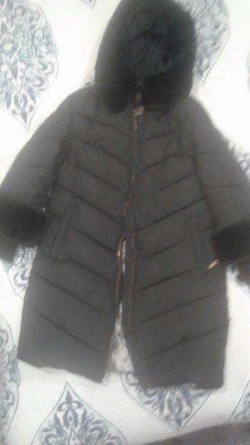 продам пуховик-пальто женский новый
