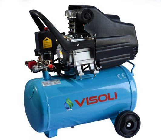 Compresor de aer Visoli24L, 2 CP,1.5 kW
