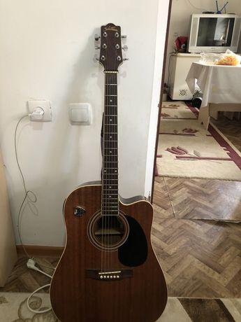 Электро-акусстическая гитара бренда Stursun