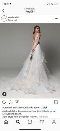 Rochie de mireasa Eva Lendel