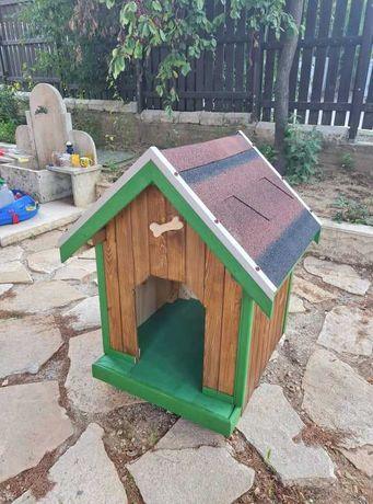 Кучешка къща масив (налична)