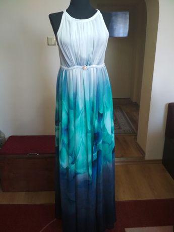 Луксозна дълга рокля