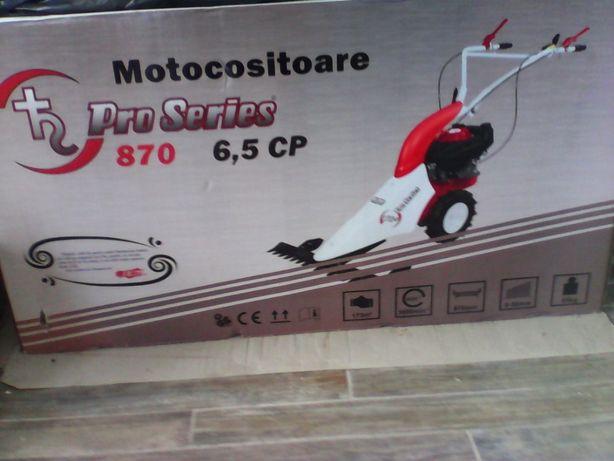 motocositoare 6,5cp pro series 870 4,78 kw noua in cutie