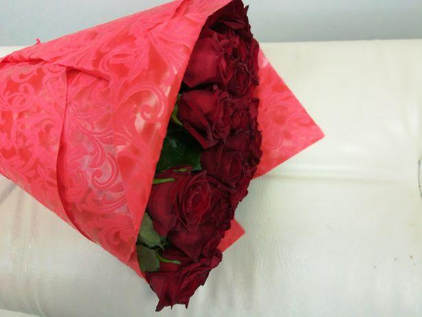 Розы 50см по 400тнг за штуку