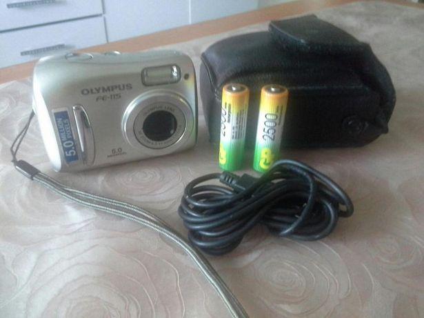 Фотоаппарат цифровой OLYMPUS FE-115