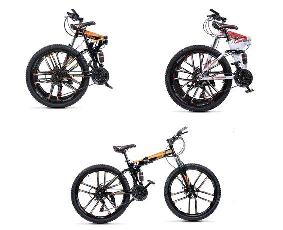 """Велосипед Crosslander СГЪВАЕМ Ляти Алум. Капли 26"""", 3 цвятя"""