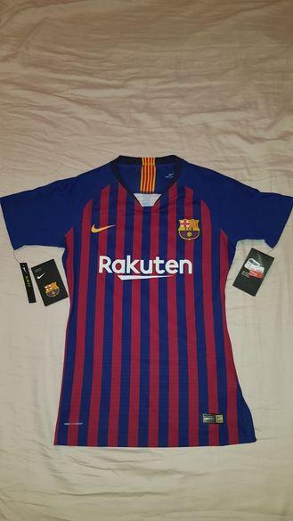 Оригинална фланелка на футболен клуб Барселона