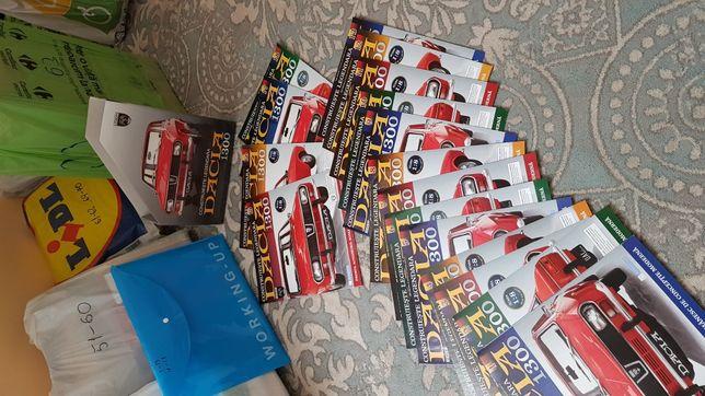 """Vand colecția de reviste """"DACIA 1300"""""""