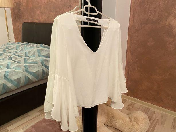 Bluza Zara+ bluza  Tom Tailor mărimea 36/S + bluza eleganta