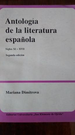 Антология на испанския език