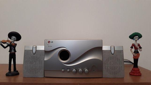 Sistem audio Lg,tunner,amplificator,etc.
