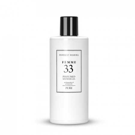 Gel de dus parfumat Federico Mahora 33 dama 330 g