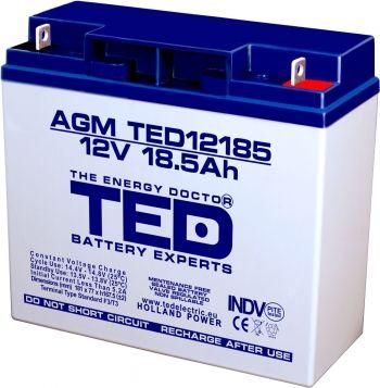 acumulator ups 12V 18.5AH acumulator 12V 20AH ups baterie 12V 20A