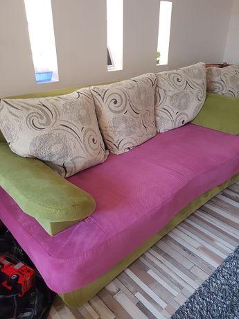Canapea cu fotolii extensibile