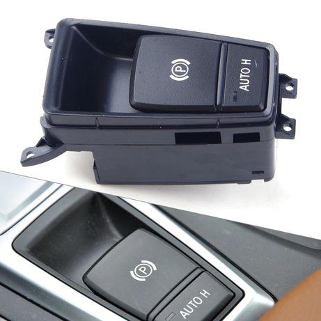 BMW E70 E71 X5 X6 Бутон ръчна спирачка копче БМВ капаче Е70 Е71 Х5 Х6