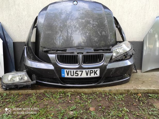 Fata completa BMW E91
