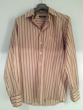 Мъжка риза Dolce & Gabbana раирана