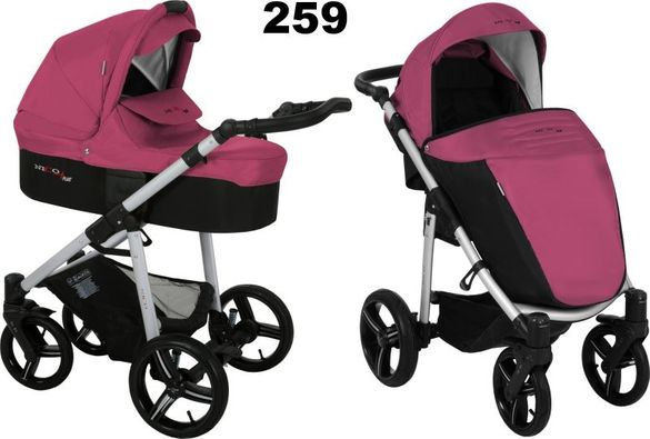 Бебешка количка Bebetto Nico 2 в 1