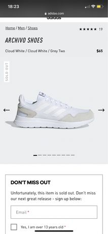 Adidas Archivo EF0523