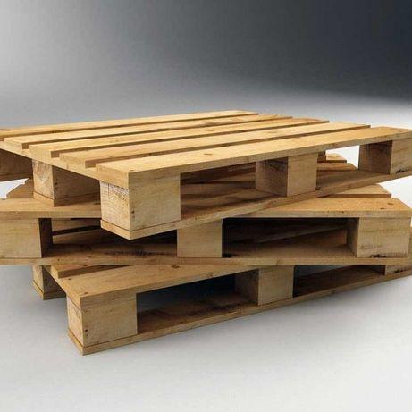 Продаю новые деревянные поддоны, паллеты