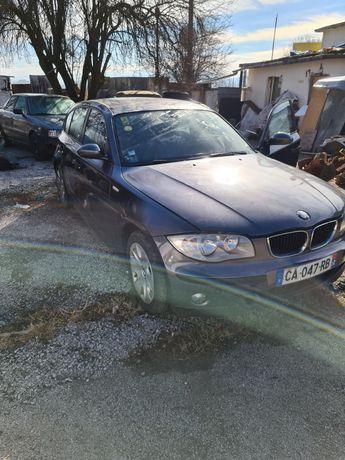 BMW 118 d на части