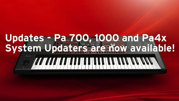 Сет-Korg pa4x, pa1000, pa700- Ради-Муси сет-Най-новата информация !!!