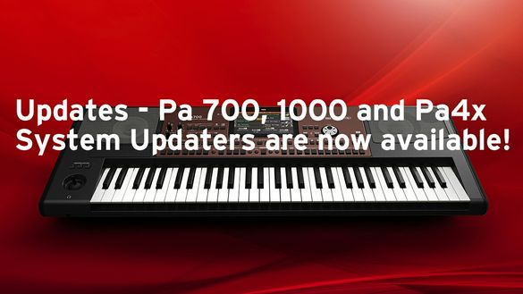 Сет-Korg pa4x,pa1000,pa700,Pa3-Муси сет 2020-Най-новата информация !!!