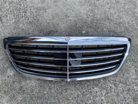 Решетка за Mercedes S W222/Мерцедес С клас 222