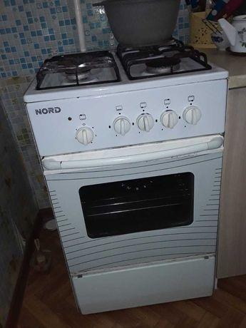 Продам газовую плиту NORD
