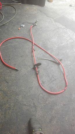 Cablu cupru plus , cu borna BMW seria 3 e46