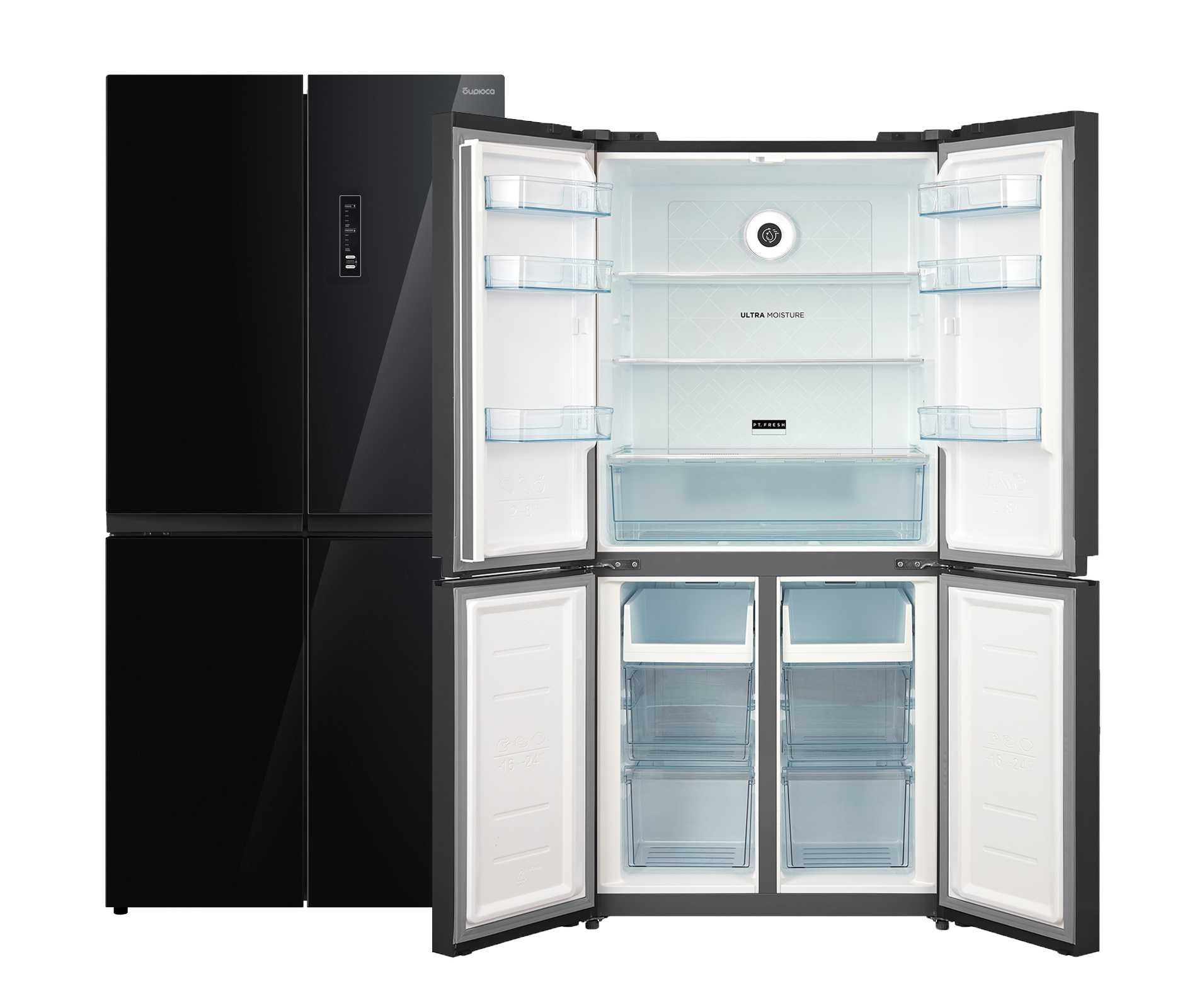 Холодильник side by side на 456 л по оптовой цене со склада.