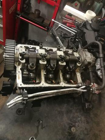 Chiulasă și injectoare Polo BlueMotion 1,4 diesel