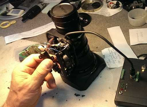 Ремонт фото аппаратов камер Canon Nikon Sony мастер на выезде