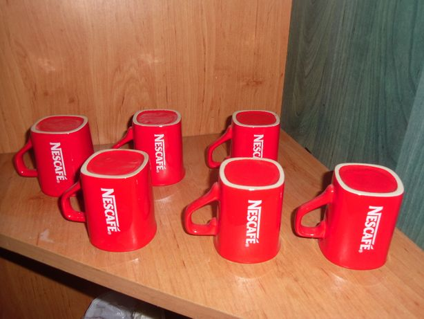 set 6 cesti Nescafe