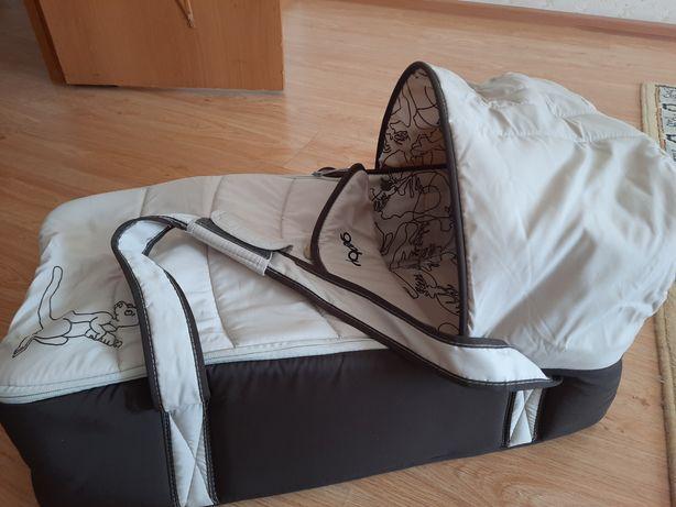 Переноска сумка для новорождённых