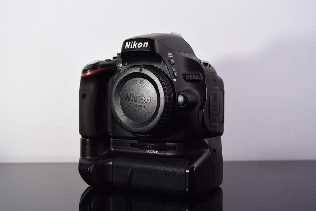 Pachet Nikon D5100