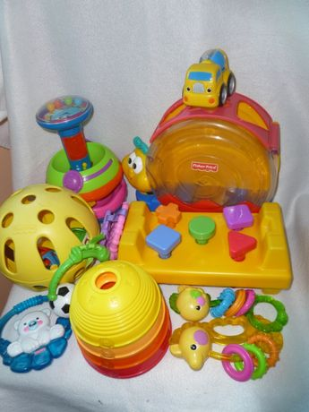 Огромен лот Фишър Прайс Fisher Price