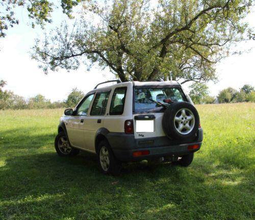 amortizor fuzeta punte aripa airbag dezmembrez Land Rover Freelander
