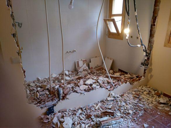 Кърти чисти извозва, почистване на апартаменти,тавани и мазета